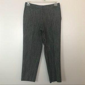 Ann Taylor Pants - Ann Taylor Black White Kate Fit Dress Pants